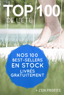 Top 100 de l'été nos 100 best-sellers en stock