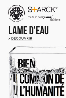 Découvrez Lame d'eau by P. Starck & Made In Design Editions