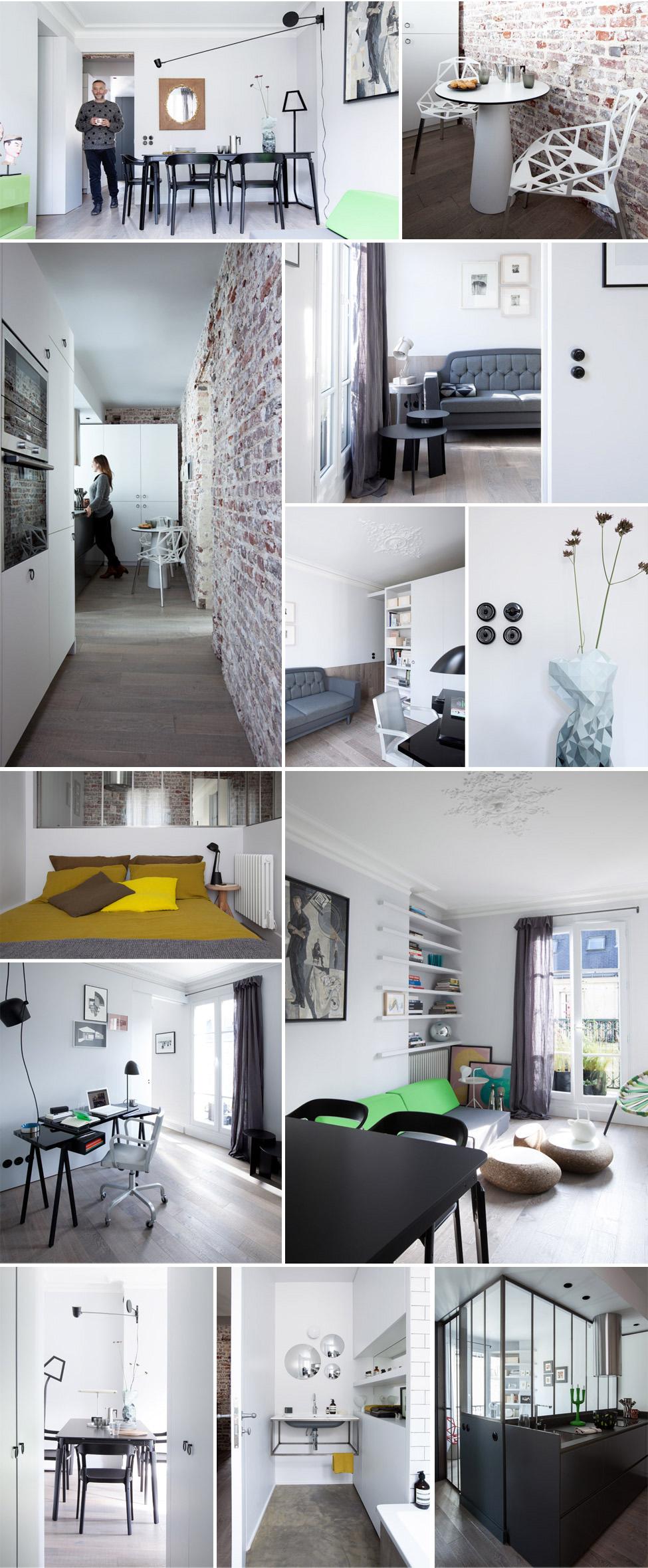 visite priv e guillaume petit. Black Bedroom Furniture Sets. Home Design Ideas