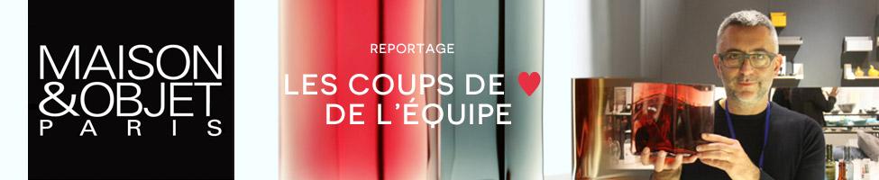 Nouveaut s du salon maison objet 2015 made in design - Semaine du mobilier chez made in design jusqua ...