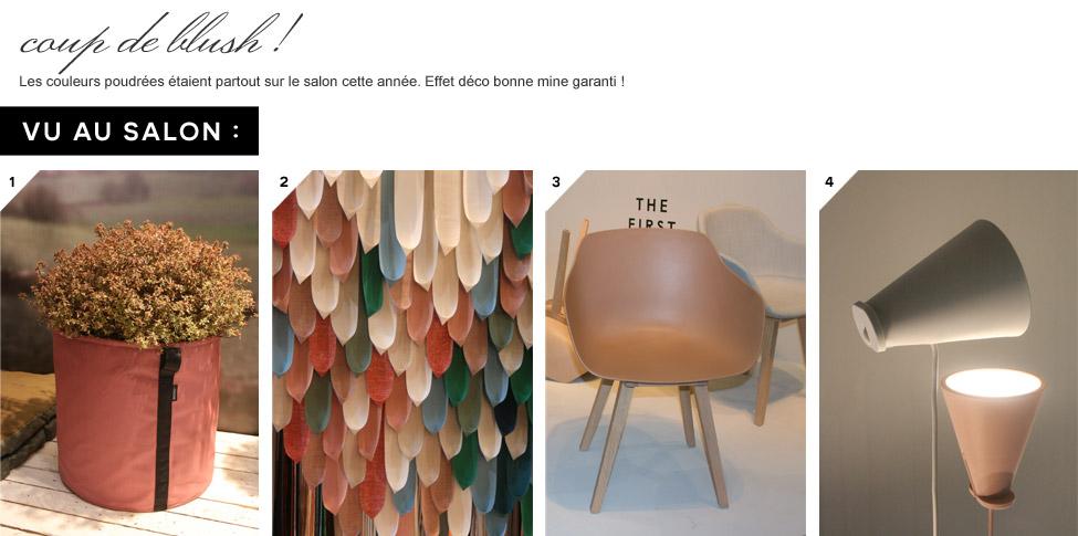 Maison objet 2015 les tendances design 2015 made in for Salon maison et objet paris