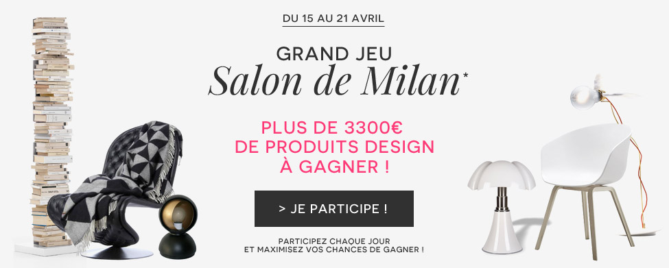 Grand jeu salon de milan for Salon de milan