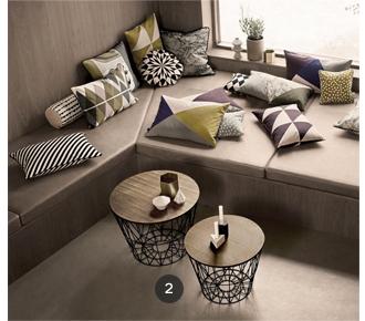5 wohnzimmer 5 einrichtungsstile herbstanfang 2015. Black Bedroom Furniture Sets. Home Design Ideas