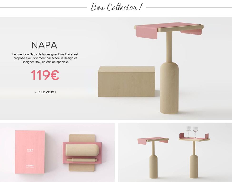 ameublement design box