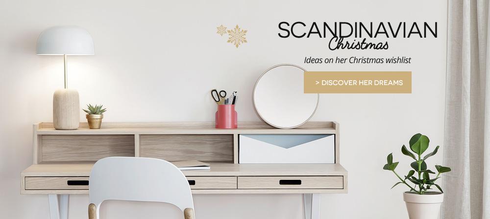scandinavian on her wishlist on Made In Design