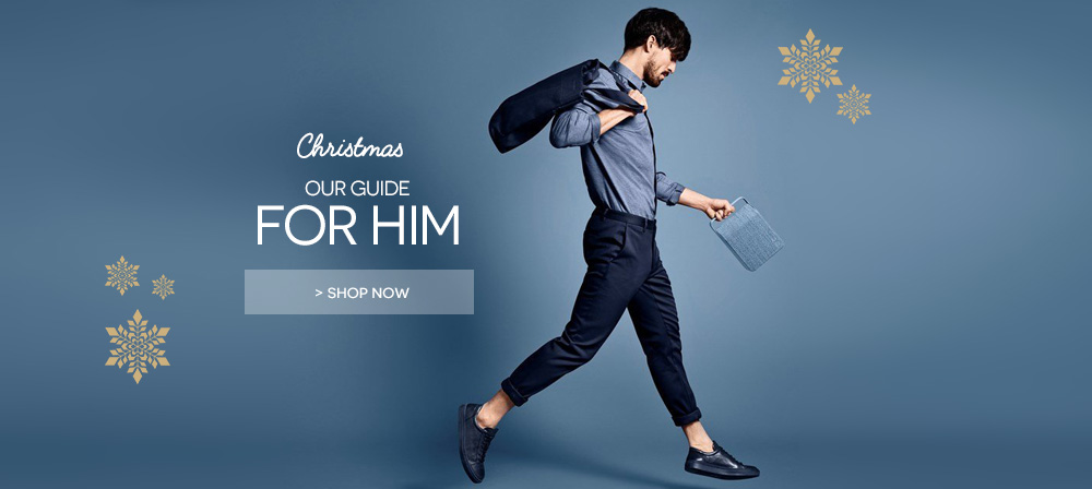Christmas for him on Made In Design