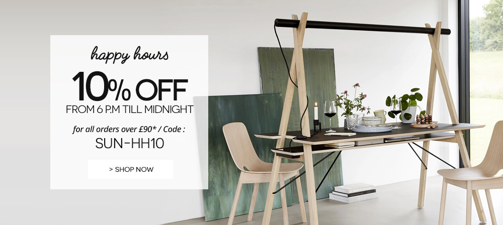 happyhours  on made in design