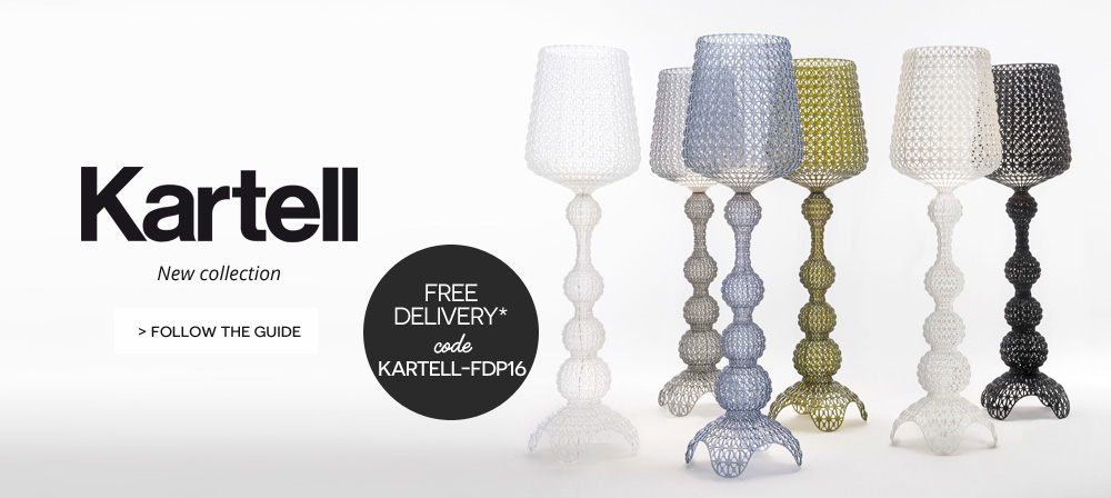 kartell new collection 2016 on made in design