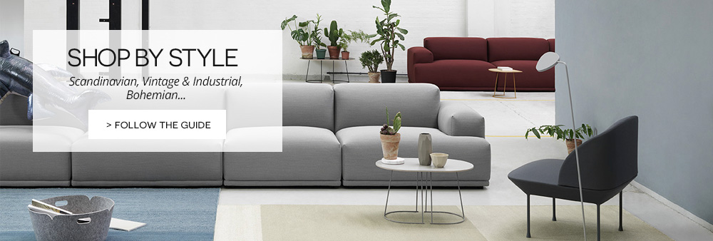 shop by style on made in design