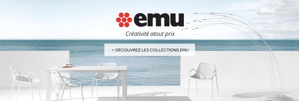 Collection printemps été 2016 : EMU