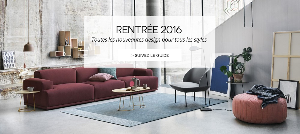 Made in Design - Nouvelles collections tendances 2016
