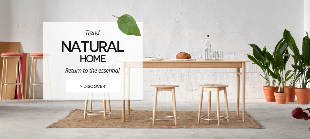 natural home on made in design