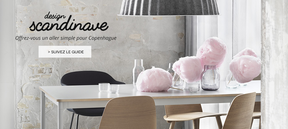 Made in Design - Style scandinave