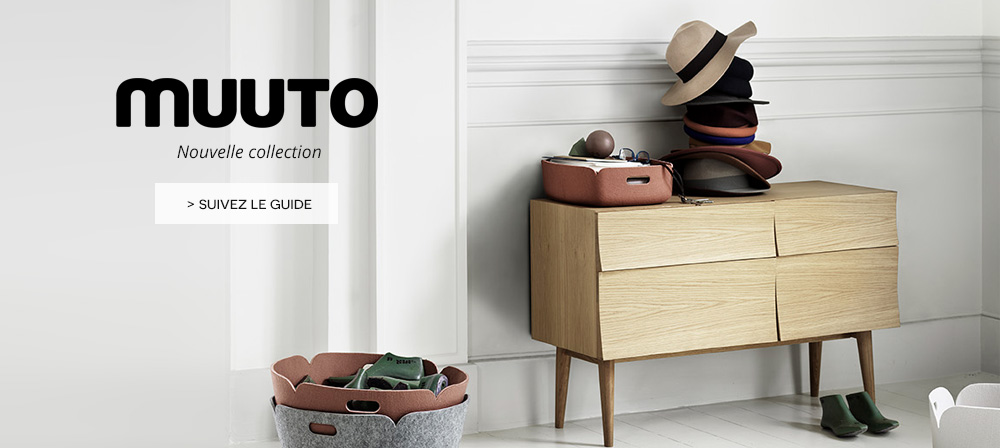 Made in Design - Muuto nouvelle collection