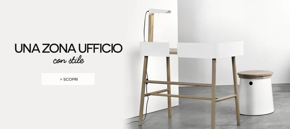 Made in Design - zona ufficio con stile