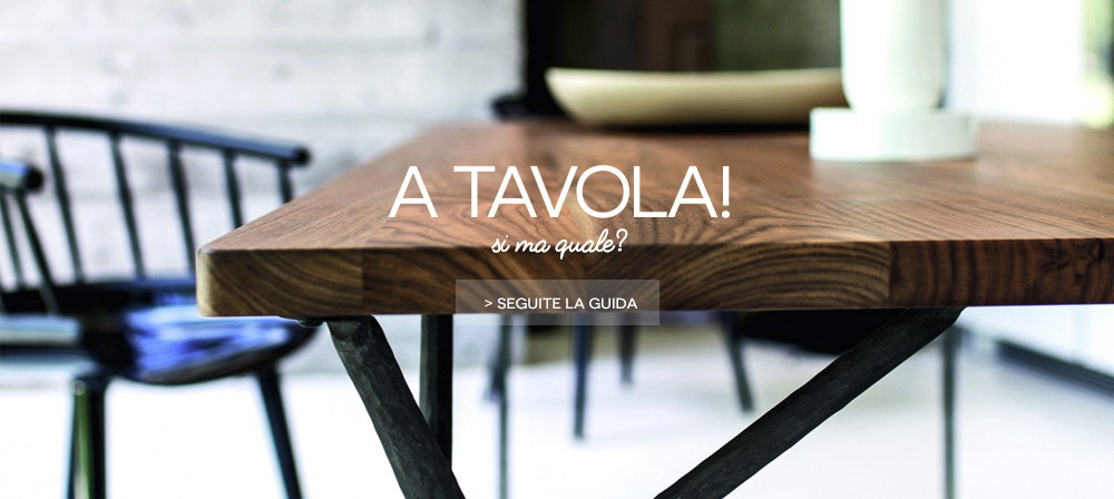 Made in Design - A tavola