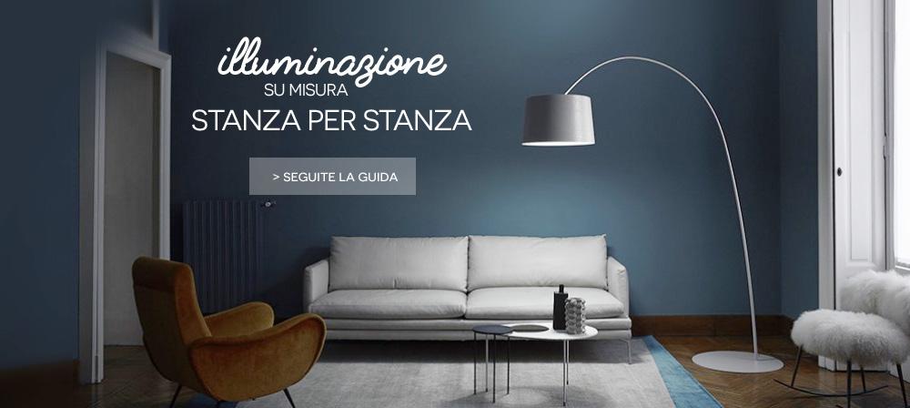 Made in Design - Illuminazione stanza per stanza