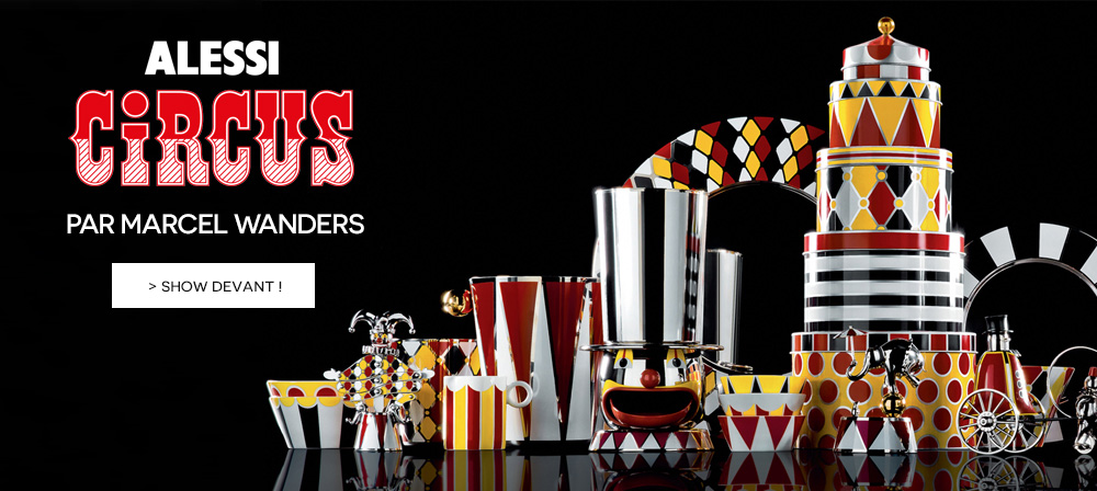 Made in Design - Alessi circus