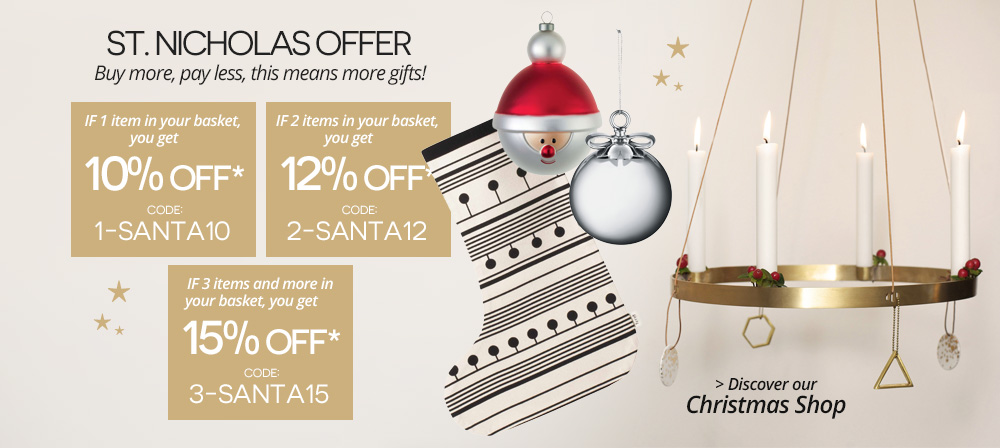 special offer for saint nicholas on Made In Design