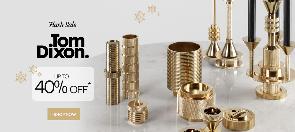 Tom Dixon discount  on Made In Design