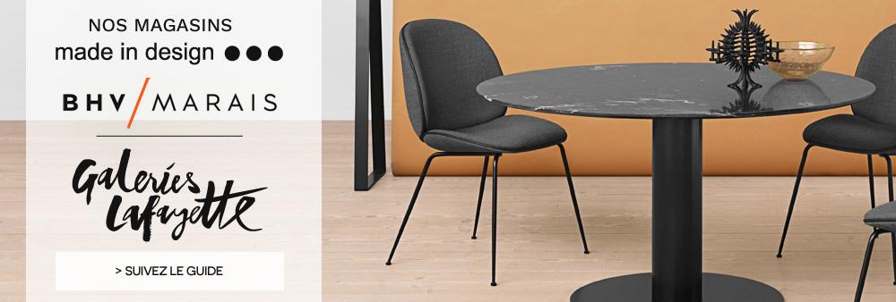 luminaire design suspension moderne made in design with bhv suspension luminaire. Black Bedroom Furniture Sets. Home Design Ideas
