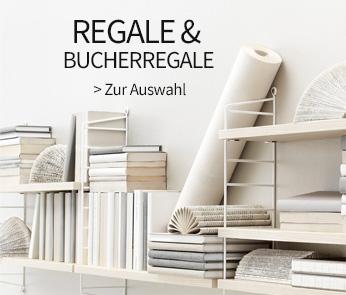 Regale & Bucherregale