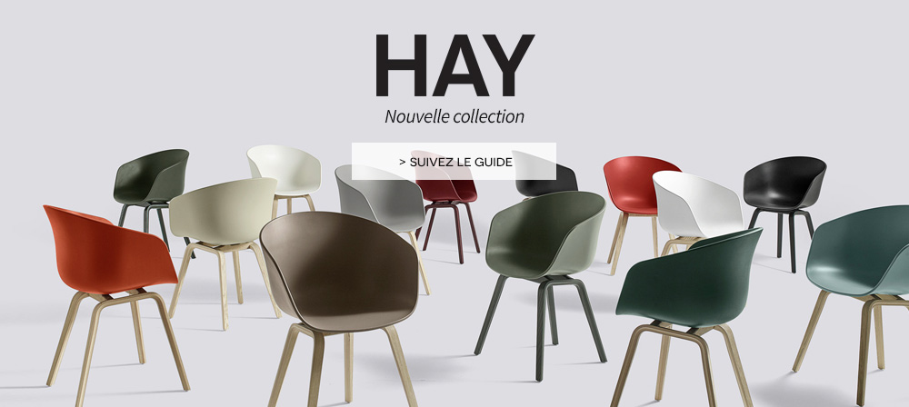 Made in Design - hay