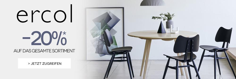 Ercol Designermöbel - madeindesign