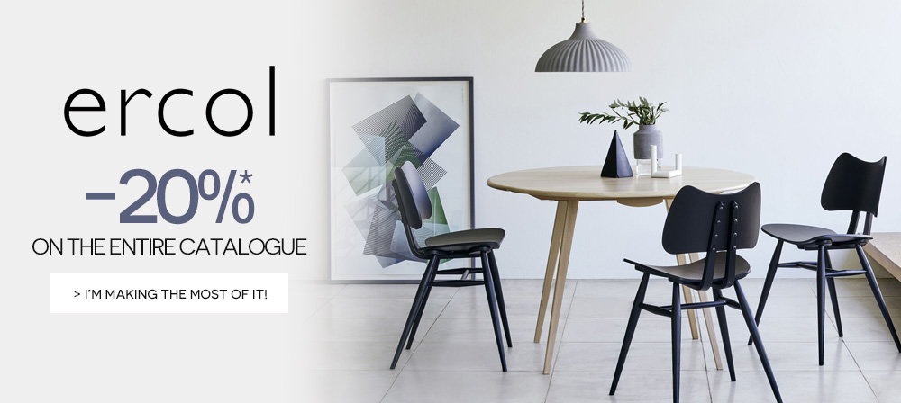 ercol special offer on Made In Design