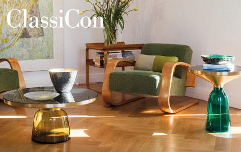 classicon m bel vom markendesigner. Black Bedroom Furniture Sets. Home Design Ideas