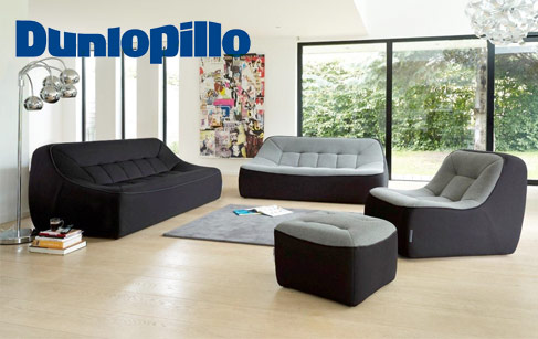 dunlopillo canap convertible canap d 39 angle chauffeuse made in design. Black Bedroom Furniture Sets. Home Design Ideas