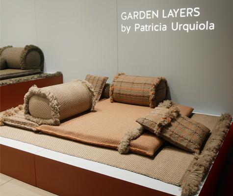 Collection Garden Layers par Patricia Urquiola