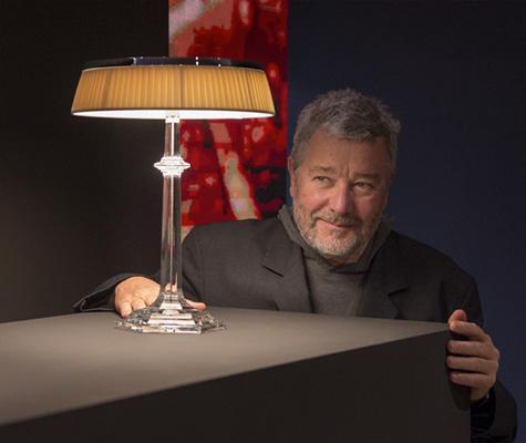 Nouvelle lampe Bon Jour Versailles