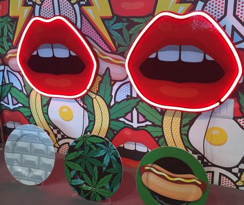 Nouvelle collection Seletti par Studio Job et ToiletPaper