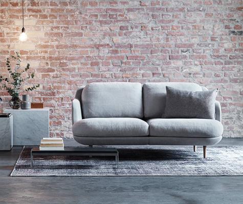 Canapé Luna par Jaime Hayon