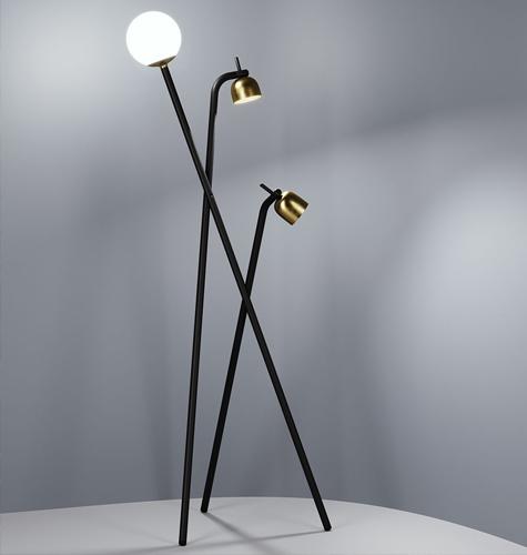 Lampadaire Tripod par Front Design