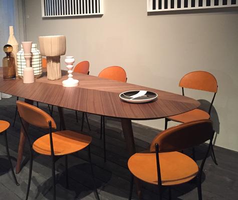 Table Tweed par Garcia Cumini