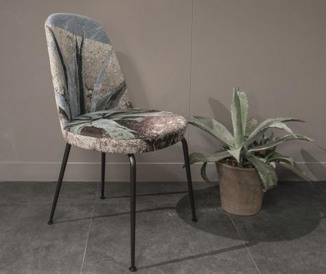 Chaise Hungry motif cactus par Diesel