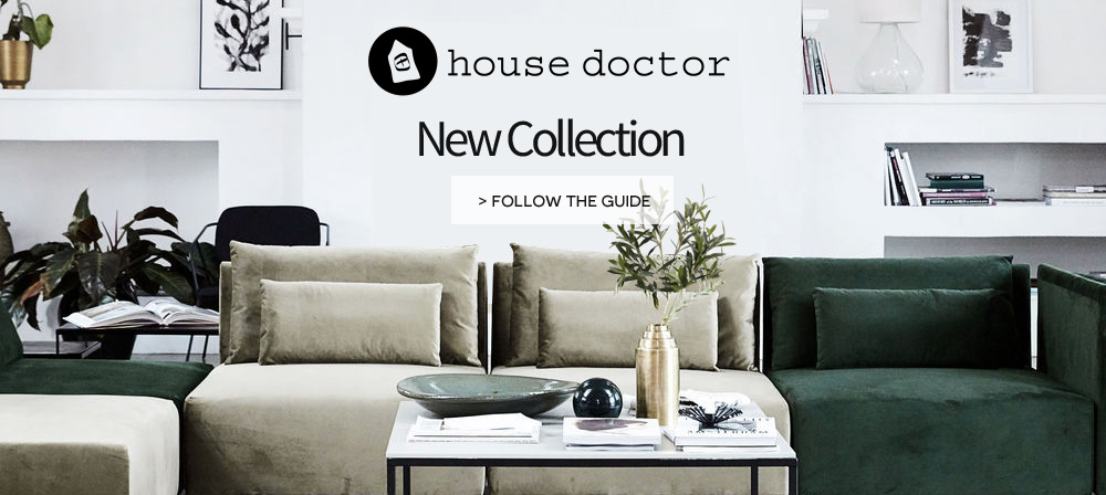 house doctor new collection scandinavian interior on Made In Design