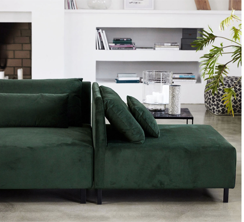 Box Lounge Sessel