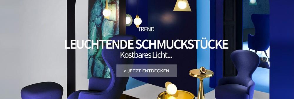 Lampen Deko 2018   Madeindesign.de