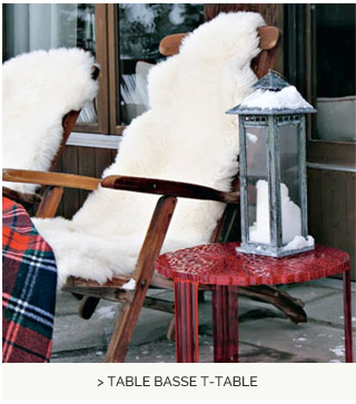 Kartell en mode Bohéme, Scandinave et Arty