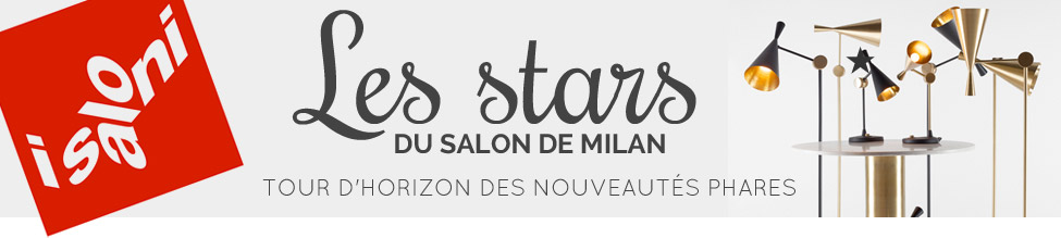 Reportage : les stars du Salon de Milan