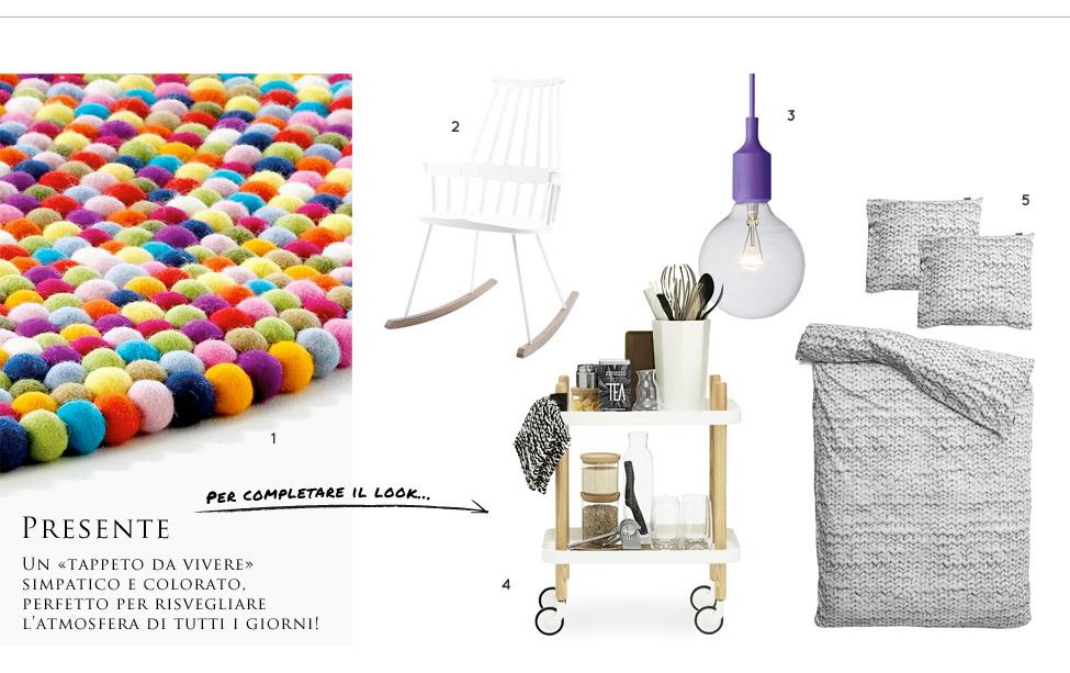 tappeti da combinare con tutti gli stili. Black Bedroom Furniture Sets. Home Design Ideas