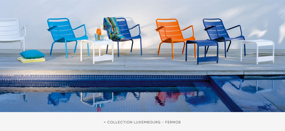 Collection Luxembourg - Fermob