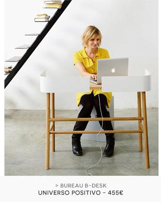 Bureau B-Desk Universo Positivo