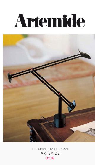 Lampe de table Tizio Artemide