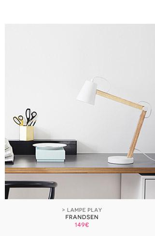 Lampe de table Play Frandsen