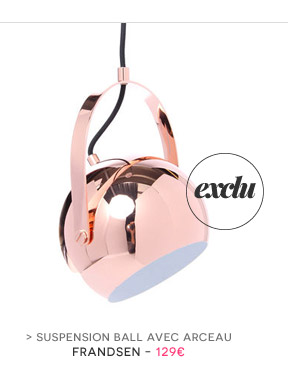Suspension Ball avec arceau Frandsen