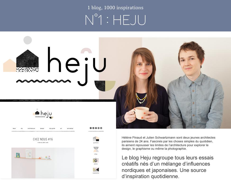 1 blog, 1000 inspirations